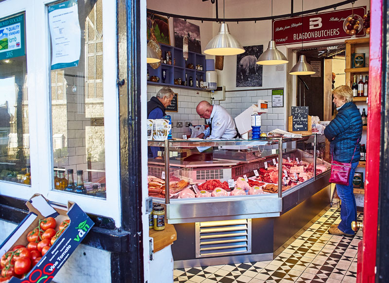 butchers-open-shop